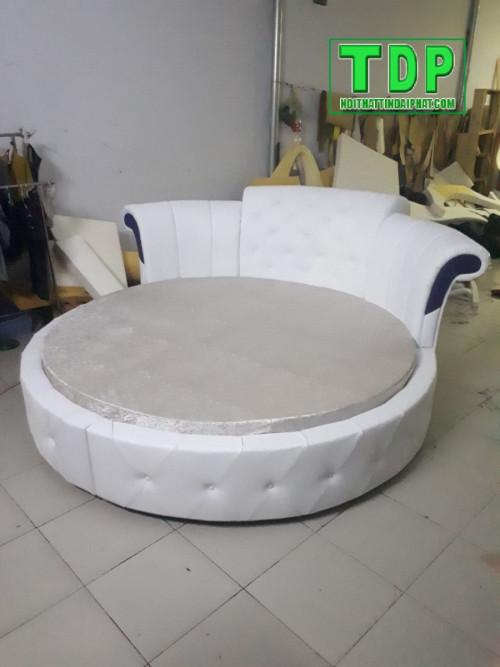 Giường tròn sang trọng, tinh tế & độc đáo cho phòng ngủ, 94156, Ngọc Mai, Blog MuaBanNhanh, 06/03/2020 14:10:08