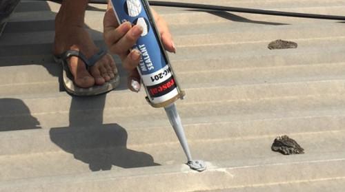 Hướng dẫn cách sử dụng keo trám chống dột cho mái tôn, 94175, 0918651073, Blog MuaBanNhanh, 12/03/2020 15:37:59