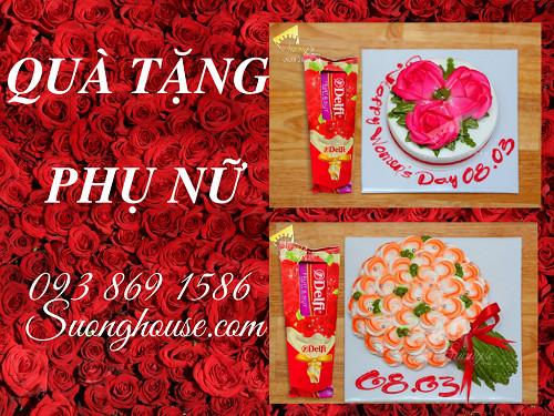 Top 5 quà tặng 8/3 giao quà tặng 8/3 từ Suonghouse, 94176, Suong's House, Blog MuaBanNhanh, 05/03/2020 12:42:29