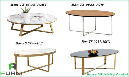 Mẫu bàn trà, bàn sofa đẹp và hiện đại, 94192, Nội Thất Furni Jsc, Blog MuaBanNhanh, 12/03/2020 13:43:54