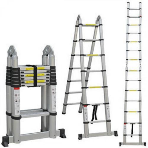 Mẫu thang nhôm rút gọn chữ A nào tốt? lLựa chọn mẫu thang chất lượng, 94212, 0918651073, Blog MuaBanNhanh, 12/03/2020 13:29:12
