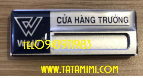Lý do dùng thẻ tên nhân viên ,thẻ tên đeo ngực khi làm việc, 94213, Ms Hằng, Blog MuaBanNhanh, 12/03/2020 13:30:14