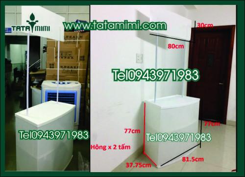 Kích thước của Booth Sampling quảng cáo, 94222, Ms Hằng, Blog MuaBanNhanh, 12/03/2020 13:12:01