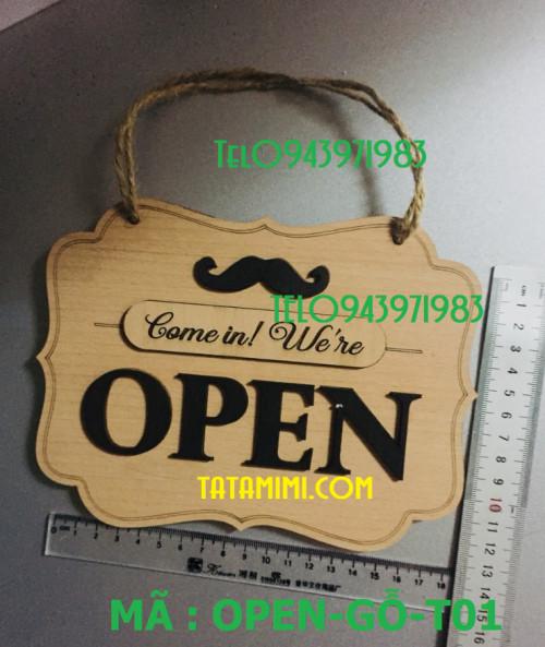 Biển open close sành điệu dán trên của kính, 94246, Ms Hằng, Blog MuaBanNhanh, 16/03/2020 12:00:09