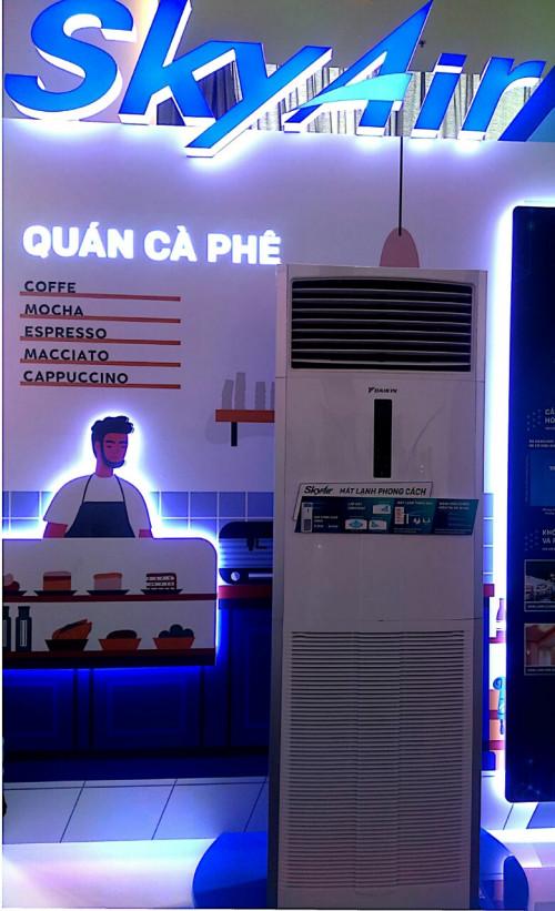 Máy lạnh tủ đứng Daikin FVA140AMVM/RZF140CVM- 5.5hp-inverter, 94250, Điện Lạnh Đại Đông Dương, Blog MuaBanNhanh, 17/03/2020 10:46:21