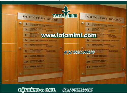 Biển chỉ dẫn văn phòng công ty tòa nhà văn phòng, 94286, Ms Hằng, Blog MuaBanNhanh, 23/03/2020 11:13:13