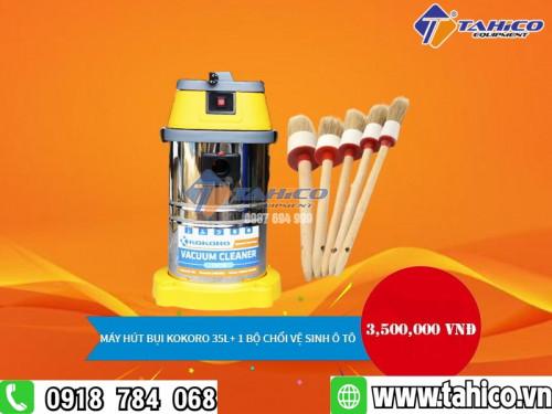 Combo máy hút bụi Kokoro – bộ chổi vệ sinh ô tô - Tahico, 94326, Phan Thanh Bình, Blog MuaBanNhanh, 24/03/2020 10:46:23