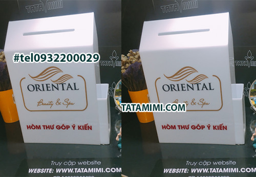 Một số sản phẩm thùng thư - hòm thư góp ý, 94668, Ms Hằng, Blog MuaBanNhanh, 30/03/2020 13:54:38