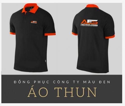 May áo thun đồng phục công ty màu đen đẹp và nổi bật., 93136, Xưởng May Gia Công Limac, Blog MuaBanNhanh, 02/04/2020 16:23:18
