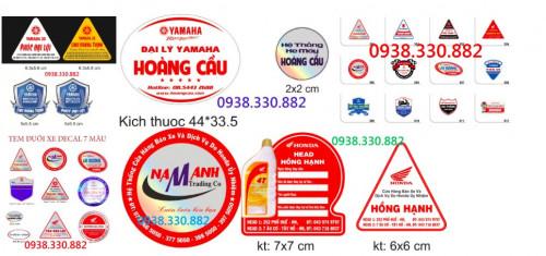 Mẫu tem dán đuôi xe mới nhất, 93157, Xưởng May Gia Công Limac, Blog MuaBanNhanh, 02/04/2020 16:32:26