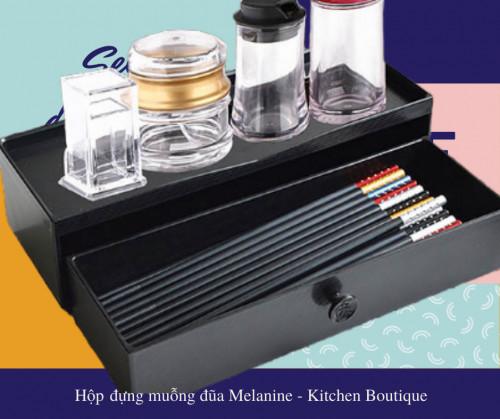 Kho hàng sỉ Kitchen Botique hộp đựng đũa muỗng melamine nhà hàng quán ăn TPHCM, 94891, Sơn Hồ, Blog MuaBanNhanh, 17/04/2020 15:35:26
