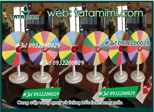 Vòng quay trúng thưởng - vòng quay may mắn để bàn, 94908, Ms Hằng, Blog MuaBanNhanh, 26/05/2020 14:43:07