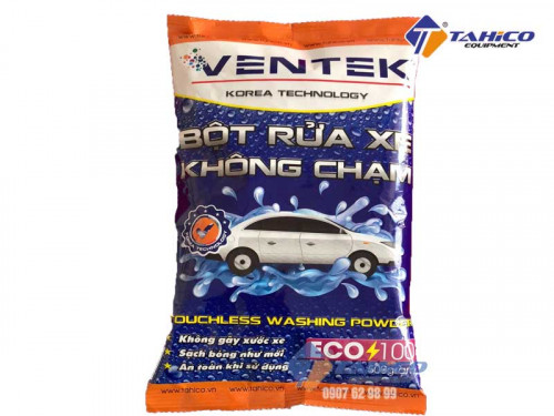 Hướng dẫn sử dụng bột rửa xe bọt tuyết không chạm ventek eco100- tahico, 94919, Phan Thanh Bình, Blog MuaBanNhanh, 26/05/2020 17:27:57