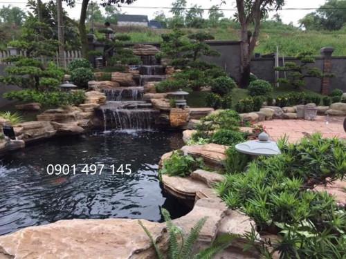 Nét nghệ thuật trong thi công sân vườn, tiểu cảnh, 94927, Vũ Công Hiếu, Blog MuaBanNhanh, 26/05/2020 17:56:22
