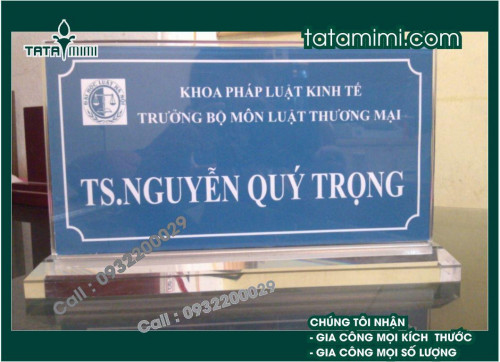 Biển chức danh quân đội-biển chức danh công chức, 95041, Ms Hằng, Blog MuaBanNhanh, 26/05/2020 12:23:38
