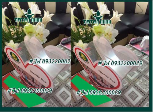 Sản phẩm hòm phiếu mica trong trái tim, 95148, Ms Hằng, Blog MuaBanNhanh, 20/05/2020 21:16:05