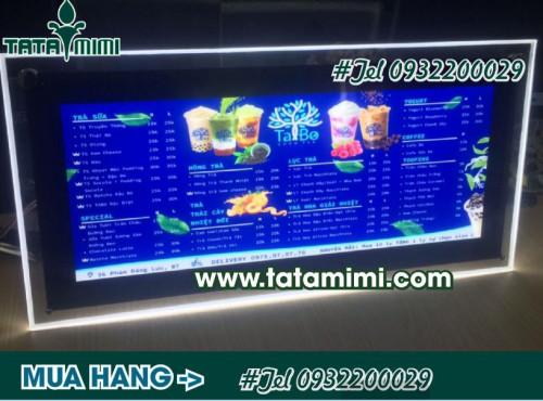 Quán cafe-trà sữa-quán ăn cần có biển thực đơn, 95155, Ms Hằng, Blog MuaBanNhanh, 21/05/2020 21:12:27
