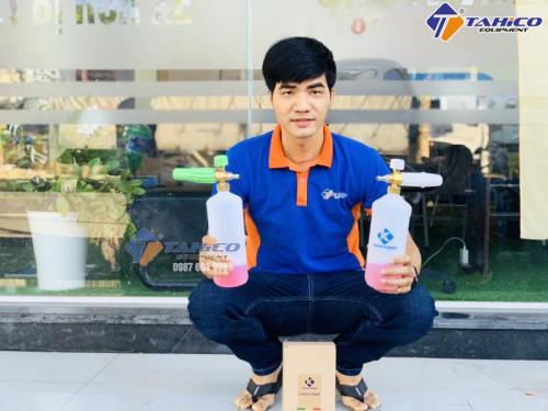 Bình tạo bọt tuyết gắn súng phun rửa xe cầm tay kokoro tại Nha Trang, 95557, Phan Thanh Bình, Blog MuaBanNhanh, 29/10/2020 11:56:16