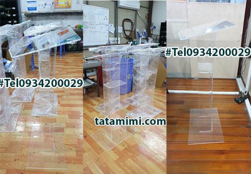 Bục phát biểu độ dày 8mm-10mm màu sắc mica theo yêu cầu, 95592, Ms Hằng, Blog MuaBanNhanh, 31/07/2020 21:55:55