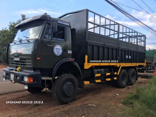 Xe tải thùng Kamaz 3 cầu chuyên dụng | Kamaz 53228 (6x6) 3 cầu, 95741, Kamaz Việt Nam Admin, Blog MuaBanNhanh, 26/09/2020 11:30:20