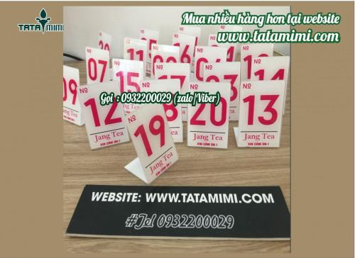 Biển số bàn được thay đổi mẫu mã theo ngày, 95856, Ms Hằng, Blog MuaBanNhanh, 29/10/2020 10:45:35