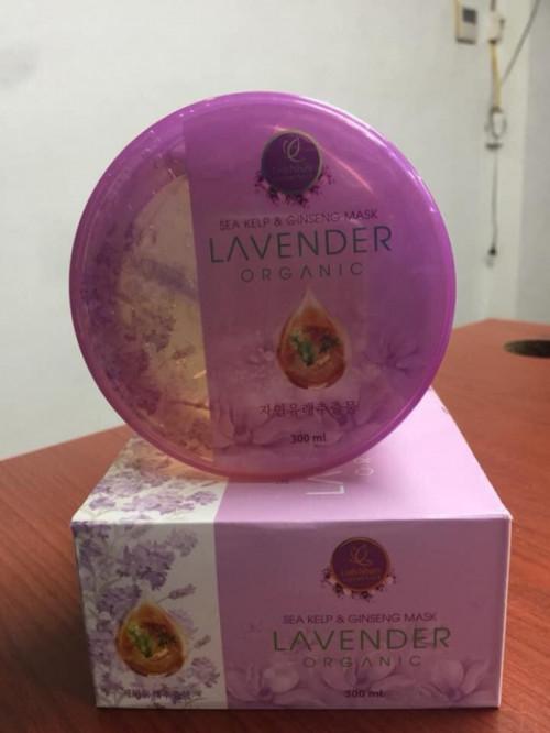 Tư vấn sử dụng Mặt nạ tảo sâm Lavender Organic – Đánh thức vẻ đẹp làn da, 95850, 0356767024, Blog MuaBanNhanh, 29/10/2020 13:08:05