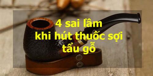 4 Sai lầm khi hút thuốc sợi tẩu gỗ, 96145, Ambe Store, Blog MuaBanNhanh, 29/10/2020 14:35:39