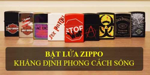 Zippo khẳng định phong cách sống, 96208, Ambe Store, Blog MuaBanNhanh, 29/10/2020 14:45:44