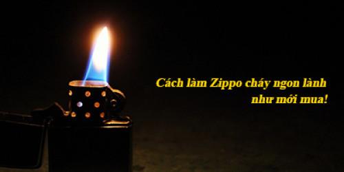 Cách làm Zippo cháy ngon lành như mới mua, 96215, Ambe Store, Blog MuaBanNhanh, 29/10/2020 14:03:04