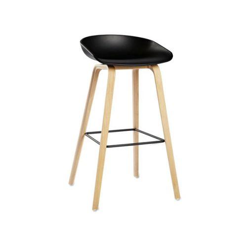 Ghế quầy bar chân cố định HAY Bar Chair