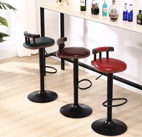 CB2141-P Bàn ghế quầy bar quán cafe nhà hàng cổ điển nhập khẩu giá rẻ