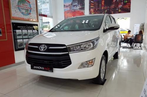 Điểm nổi bật vượt trội của Toyota Innova 2018, 81508, Lục Linh Quân, Blog MuaBanNhanh, 25/05/2018 15:42:43