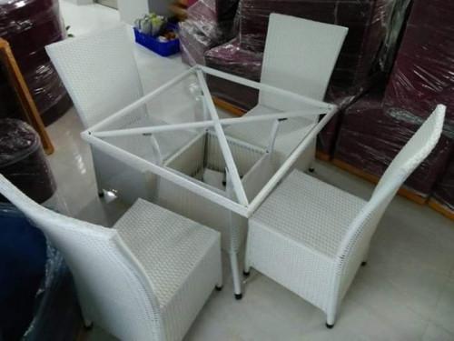 Mẫu bàn ghế nhựa giả mây đẹp chuyên dùng cho quán cafe, 81872, Việt Đức, Blog MuaBanNhanh, 05/06/2018 14:17:20