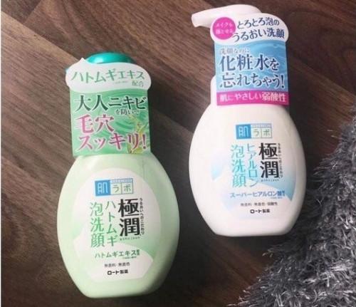 Tác dụng tuyệt vời sữa rửa mặt tạo bọt Hada Labo Nhật Bản, 82138, Store Qt Beauty Charmes, Blog MuaBanNhanh, 14/06/2018 08:28:00