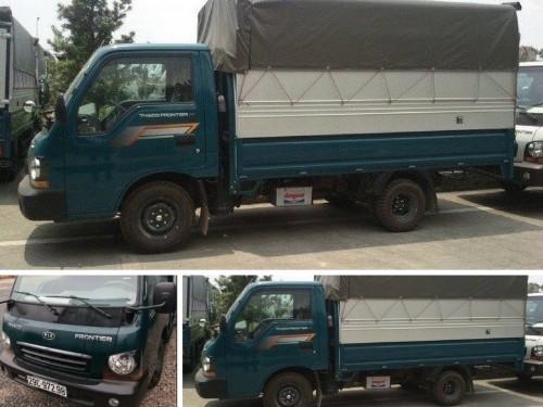 Giá Xe tải KIA Thaco Frontier 125 thùng mui bạttải trọng1 tấn 25, 78646, Vũ Tá Trung, Blog MuaBanNhanh, 23/01/2018 10:38:55