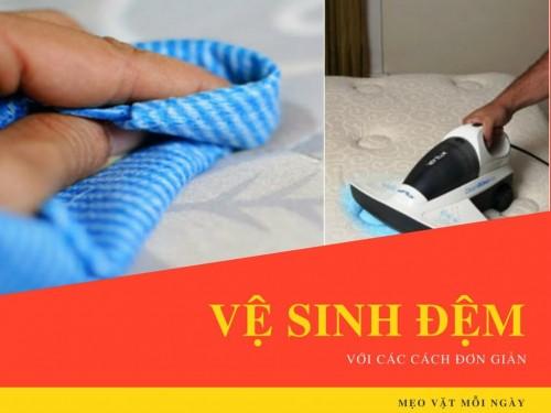Cách vệ sinh nệm đơn giản nhất, 75101, Nệm Đà Thành, Blog MuaBanNhanh, 28/11/2017 12:02:50