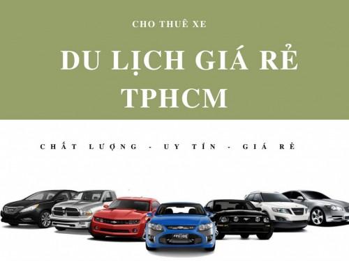 Cho thuê xe du lịch giá rẻ TPHCM, 75428, Nguyễn Văn Tuấn, Blog MuaBanNhanh, 28/11/2017 11:54:26