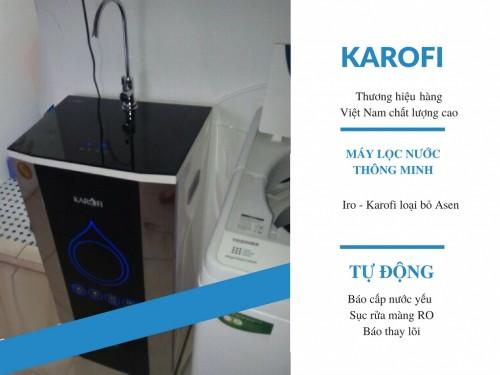 Đánh giá máy lọc nước Karofi - Karofi Iro 2.0 K6IQ-2 6 cấp, 75580, Nguyễn Huy Hoàng, Blog MuaBanNhanh, 07/10/2017 10:00:38