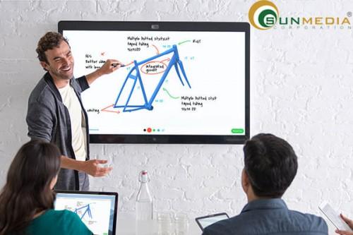Giải pháp hội nghị truyền hình Cisco Spark Board – Bước tiến về công nghệ và thiết kế, 75609, Sun Media, Blog MuaBanNhanh, 28/11/2017 15:59:50