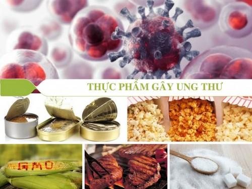 Top 10 thực phẩm khiến bạn mắc ung thư trước tuổi 30, 75697, Phương Thảo, Blog MuaBanNhanh, 28/11/2017 15:46:52