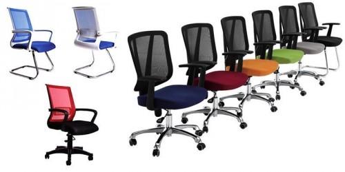 Những ưu điểm nổi bật của ghế lưới văn phòng, 75984, Nội Thất Capta, Blog MuaBanNhanh, 05/12/2017 11:10:52