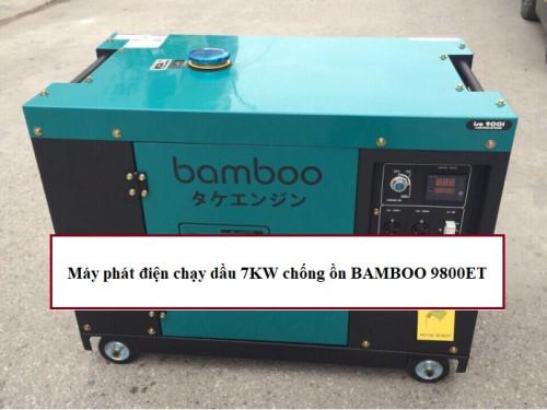 Đánh giá máy phát điện chạy dầu 7kw chống ồn Bamboo 9800ET, 81525, Nguyễn Thủy, Blog MuaBanNhanh, 26/05/2018 08:53:03