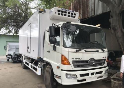 Hino Motors Việt Nam giới thiệu dòng xe tải đạt chuẩn Euro 4, 82253, Tấn Chuyên Dùng, Blog MuaBanNhanh, 18/06/2018 14:56:19