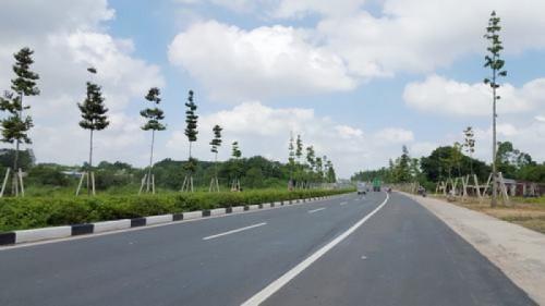 Cận cảnh cao tốc Bến Lức - Long Thành đoạn qua TP.HCM và Long An, 83464, Hữu Quyền, Blog MuaBanNhanh, 23/07/2018 09:14:37