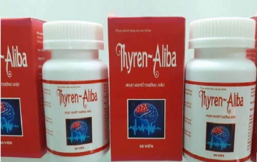 Thyren Aliba hoạt huyết dưỡng não, hỗ trợ cho người bị rối loạn tiền đình, 83028, Enmax, Blog MuaBanNhanh, 11/07/2018 10:21:27