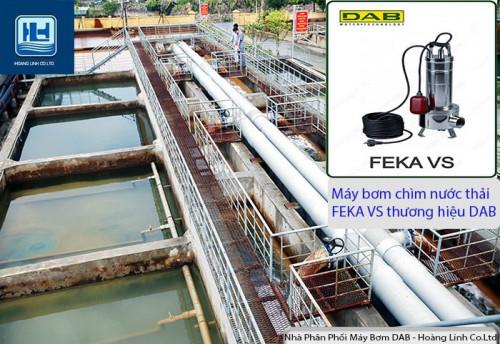 Máy bơm chìm nước thải đặt chìm bằng thép không gỉ- Bơm chìm FEKA VS, 82103, Công Ty Tnhh Hoàng Linh, Blog MuaBanNhanh, 13/06/2018 08:35:54