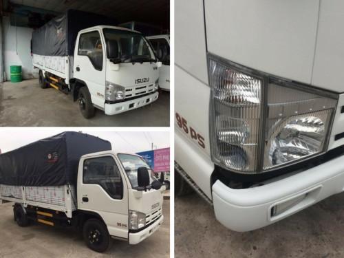 Xe tải Isuzu 3t5 nhập khẩu 3 cục Nhật Bản - Xe tải Isuzu nhập khẩu linh kiện lắp ráp tại Việt Nam giá cực sốc, 79645, Xe Tải Nhẹ Trả Góp, Blog MuaBanNhanh, 19/03/2018 10:54:10