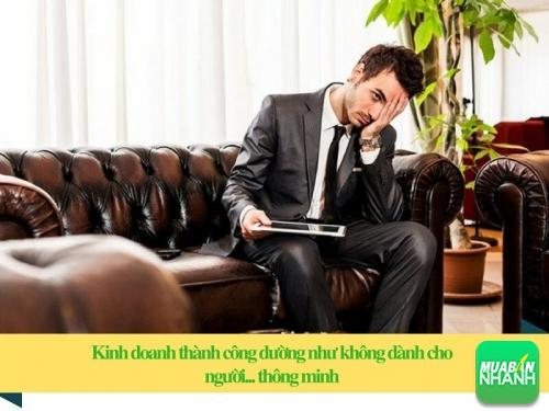 Cứ kinh doanh là thất bại: không phải vì bạn dở mà là vì... quá thông minh!, 78198, Huyền Nguyễn, , 28/12/2017 12:21:20