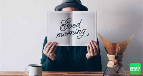 """6 thói quen buổi sáng """"đánh thức"""" cảm hứng làm việc, 78174, Huyền Nguyễn, , 28/12/2017 12:20:57"""