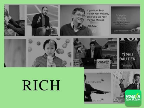 41% doanh nhân triệu phú sinh ra trong nghèo khó, nếu bạn muốn giàu thì hãy dẹp ngay tư tưởng mình kém may mắn đi!, 78157, Huyền Nguyễn, Blog MuaBanNhanh, 28/12/2017 12:20:45
